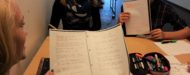 Når børn skriver sange – hvad skriver de så om?
