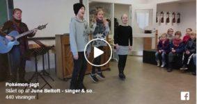 Sådan laver man en sang med klippe-klistre-metoden